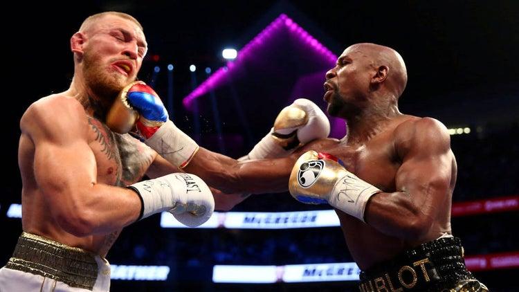 Mayweather ya puso su condición para volver a pelear con McGregor