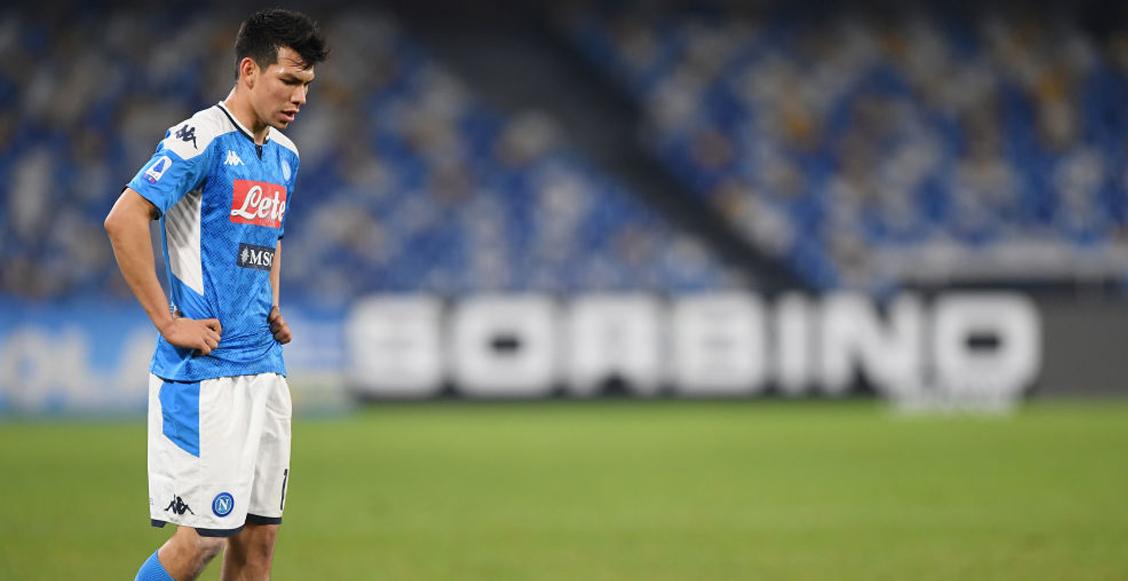 El motivo por el que Gattuso no convocó al 'Chucky' Lozano ante el Cagliari