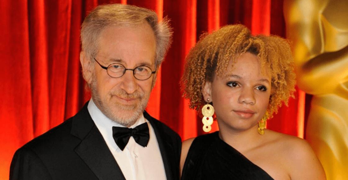 Hija de Steven Spielberg anuncia su carrera en la industria porno