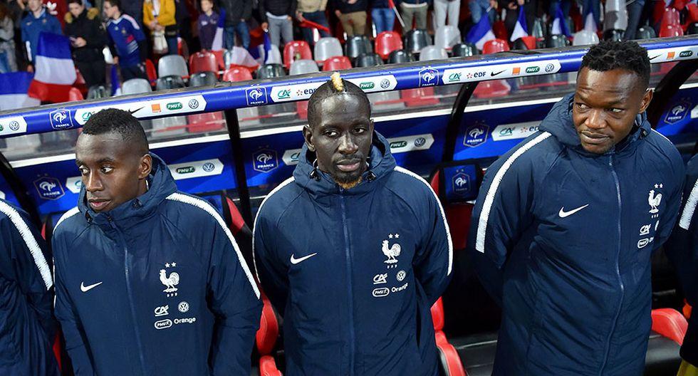 Él es Mamadou Sakho, futbolista que se convirtió en 'capitán de su familia' a los 13 años tras la muerte de su padre