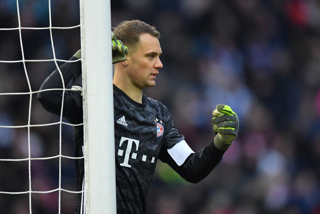 El día que Pep Guardiola pensó en alinear a Neuer de mediocampista en el Bayern