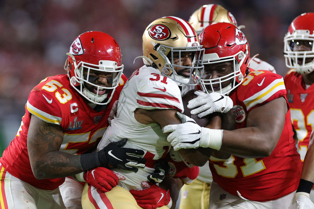 ¡A la cima! Los 6 títulos del Super Bowl de los San Francisco 49ers