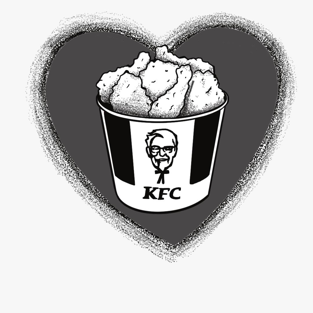 kfc tatuaje gratis 14 de febrero diseño 04