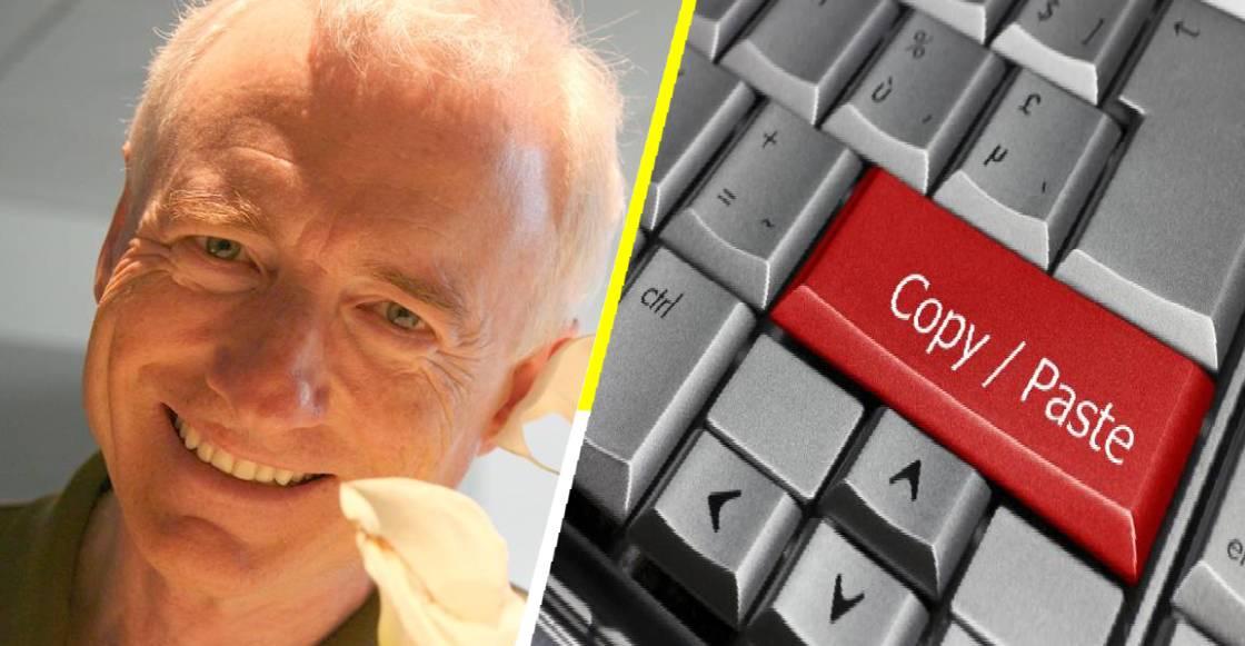 Murió Larry Tesler, creador de los comandos 'Copy-paste'