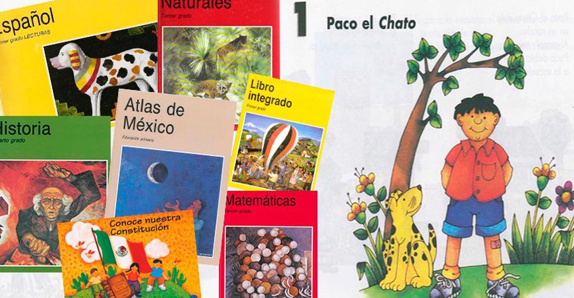 Justo en la nostalgia: La SEP lanza app con los libros de texto gratuitos publicados desde 1960