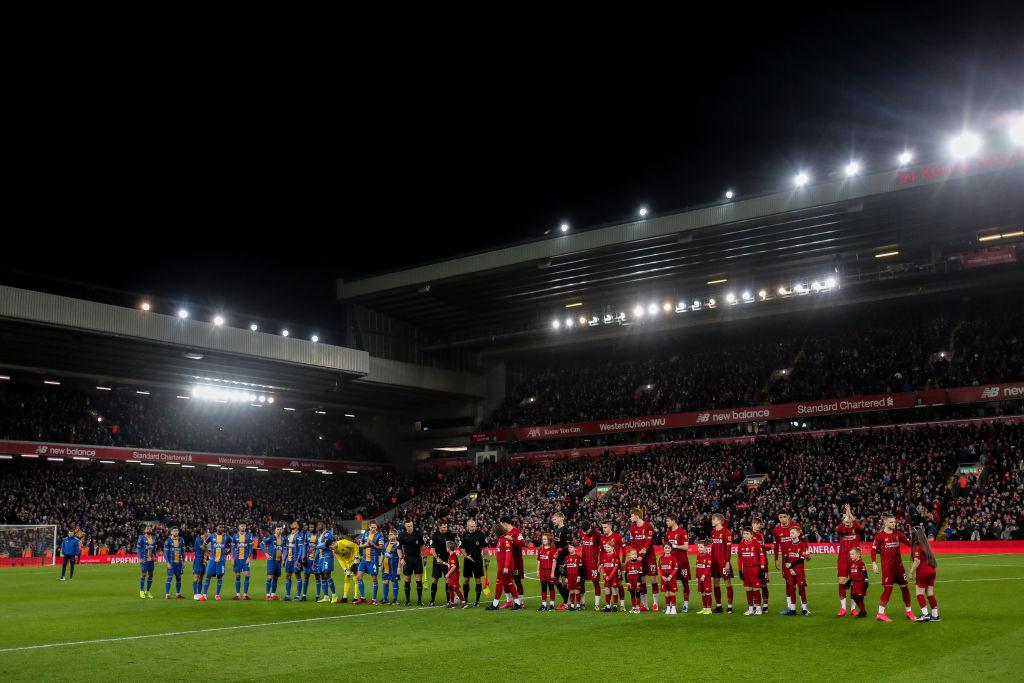 7 mil asientos más: La mega ampliación que el Liverpool planea en Anfield para 2022