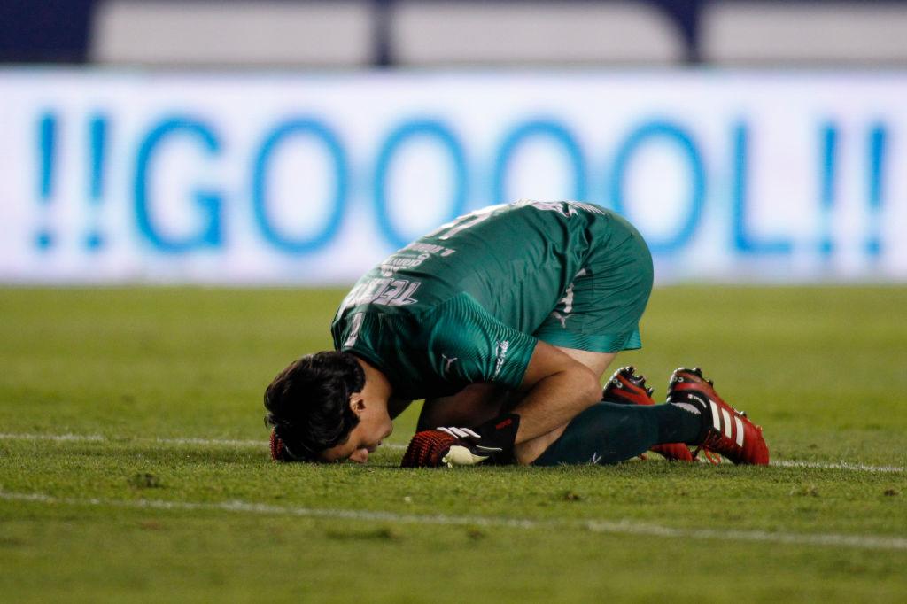 Las palabras de Tena luego de que Chivas dejó ir la victoria ante el Atlético San Luis