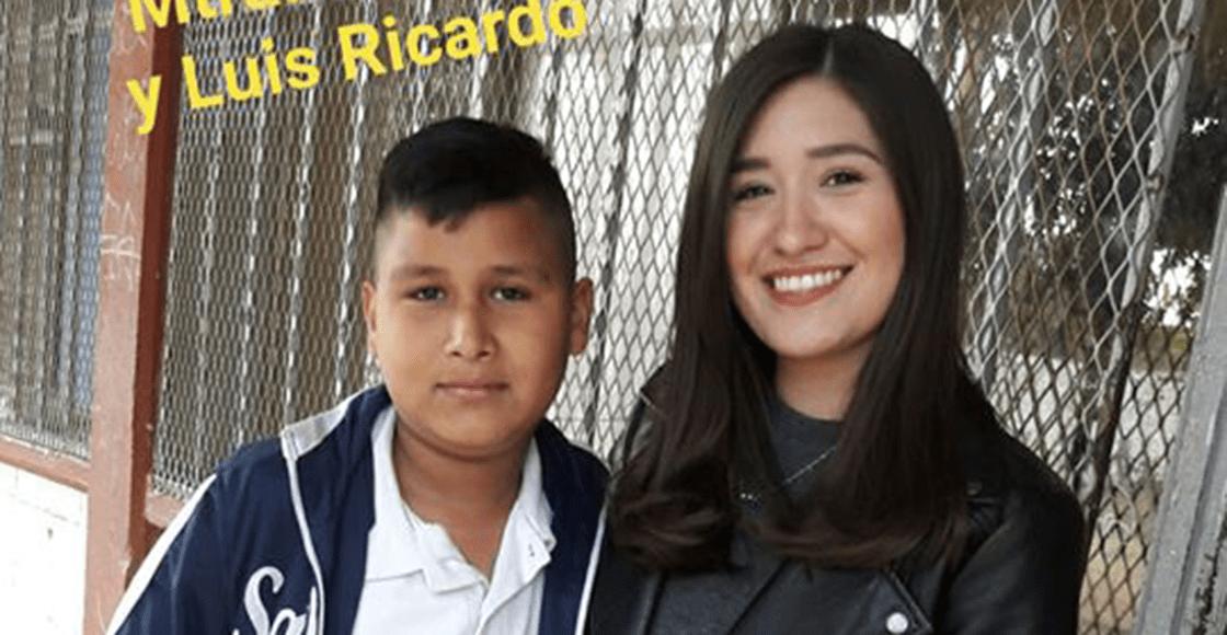 No todo está perdido en estos días: Maestra ayuda a alumno a ganar concurso de San Valentín