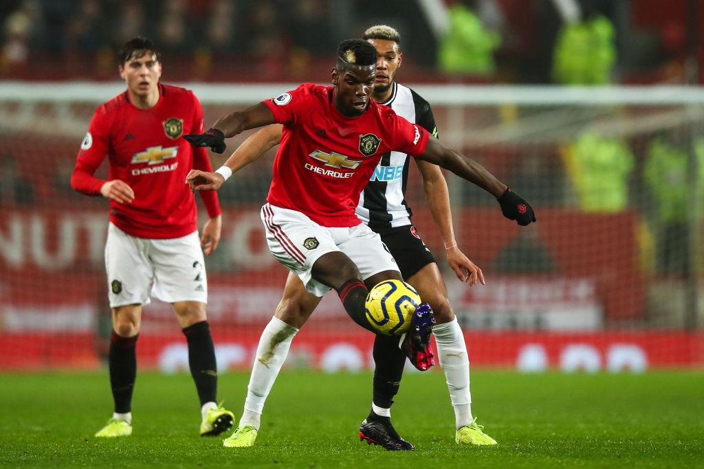 Manchester United le pone precio al lesionado Pogba para salir en verano