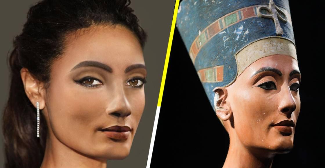 Diseñadora recrea cómo se verían algunos personajes históricos en la actualidad