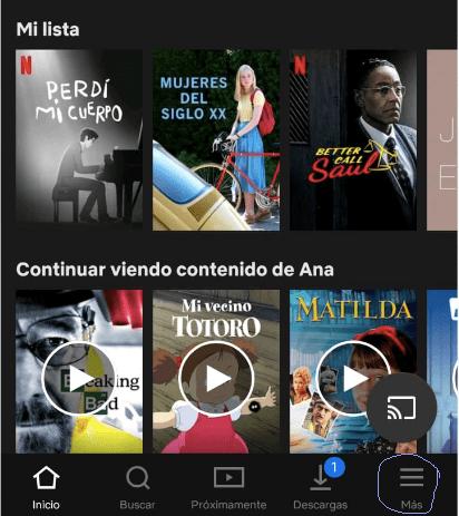 """¡Por fin! Así es como puedes quitar la """"Reproducción Automática"""" en tu cuenta de Netflix"""