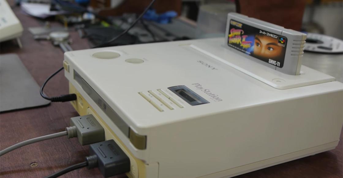 El prototipo único del 'Nintendo PlayStation' ha sido puesto a la venta