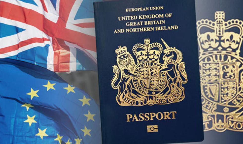 El nuevo pasaporte británico será el más ecológico y sustentable en el mundo