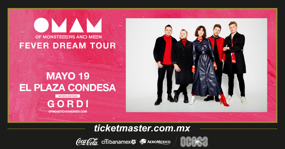 of-monsters-and-men-poster-concierto-plaza-condesa