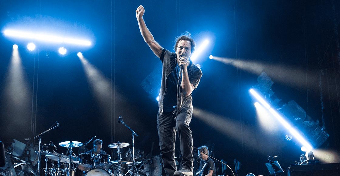 Ya no es necesario ver la Luna para escucharla: Pearl Jam por fin libera el sencillo