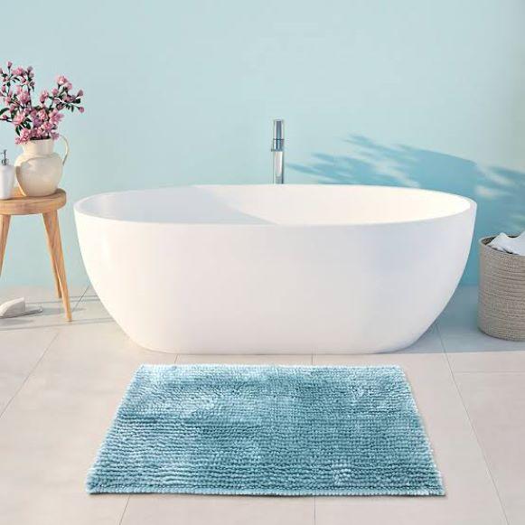 ¡Adiós a las básculas! Este tapete de baño monitorea tu peso y salud