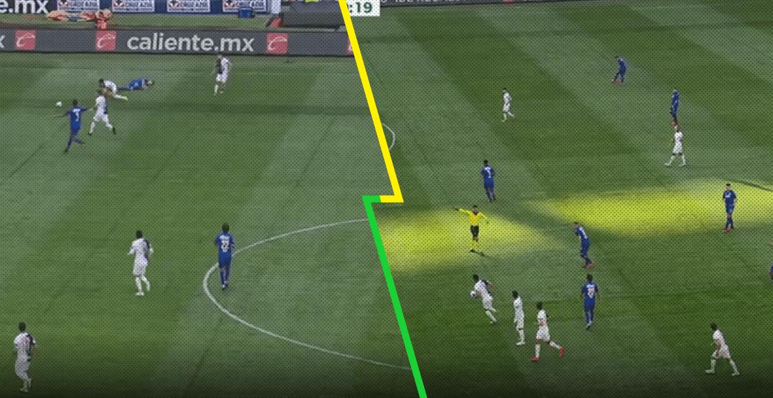 ¿Por qué el Azteca aún luce líneas del emparrillado 4 meses después del juego de NLF México?