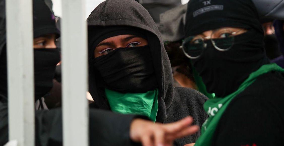 Estudiantes dicen que grupos de derecha buscan manipular las protestas en la UNAM
