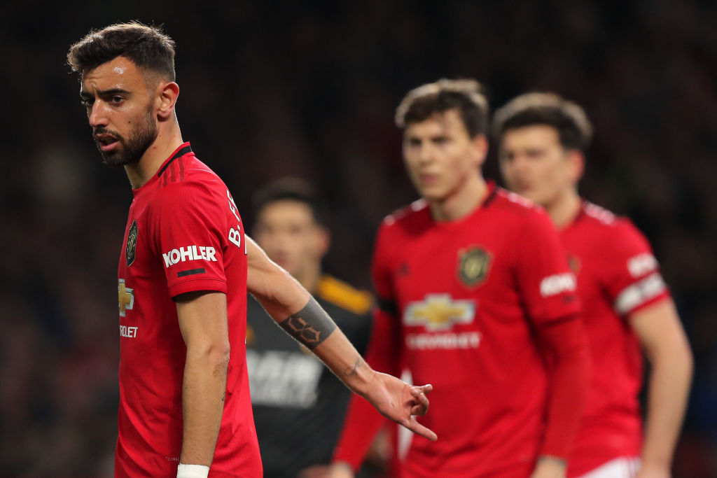 ¡Invencibles! Wolves mantiene su invicto ante el Manchester United en la Premier League