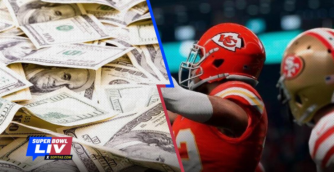 Estas son las apuestas más altas que ingresaron a los casinos para el Super Bowl LIV