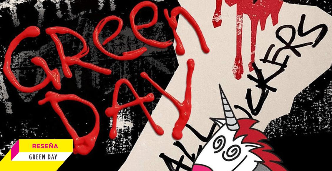 'Father of All Motherfuckers': Green Day vuelve con el disco más ecléctico de su carrera