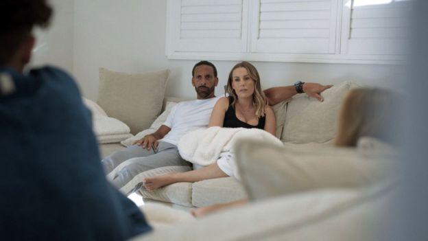 El día que Rio Ferdinand cayó en el alcoholismo tras perder a su esposa
