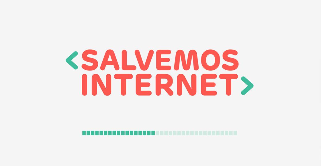 #SalvemosInternet: La propuesta para defender la neutralidad de la red en México