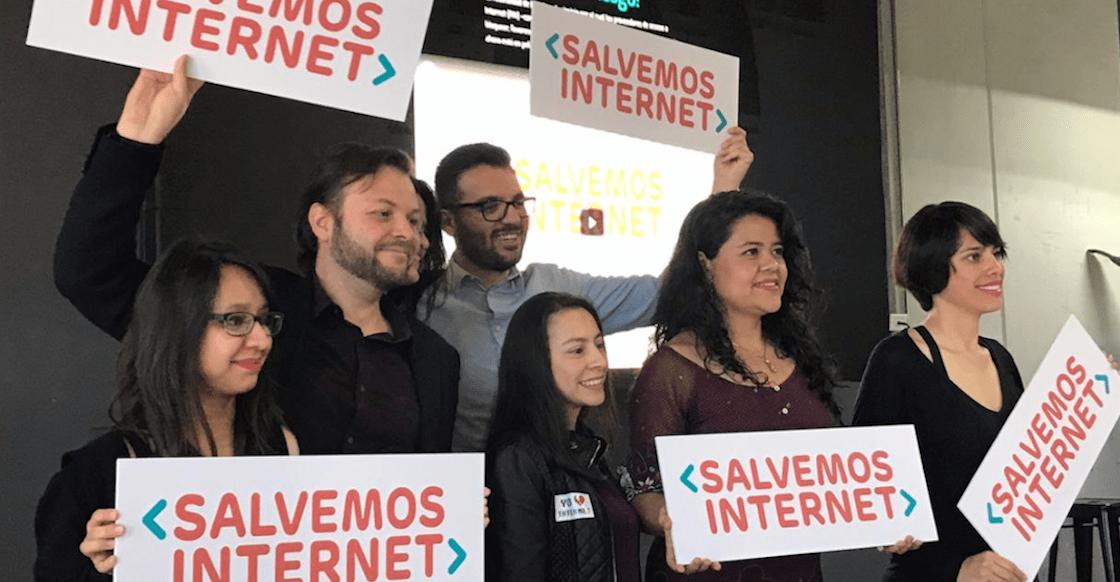 #SalvemosInternet: ¿Cómo puedes defender la neutralidad de la red?