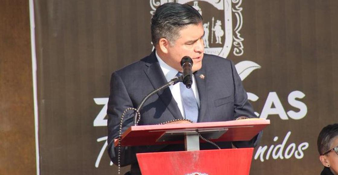 """Mujer no fue violada porque """"penetración fue con los dedos"""": Secretario de Seguridad en Zacatecas"""