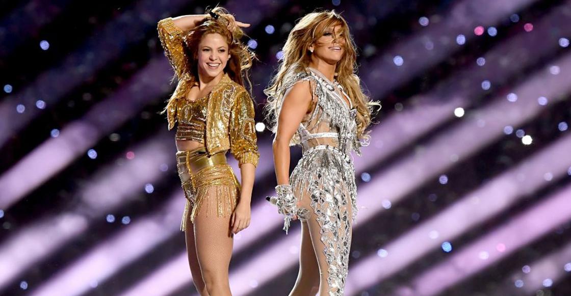 Shakira con Bad Bunny y JLo con J Balvin: Revive el show de medio tiempo del Super Bowl LIV