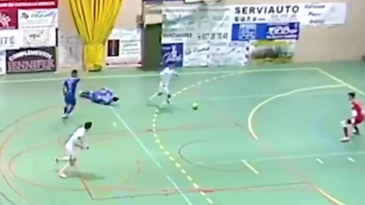 Futbolista hizo el 'Fair Play del año' en lugar de anotarle gol al rival