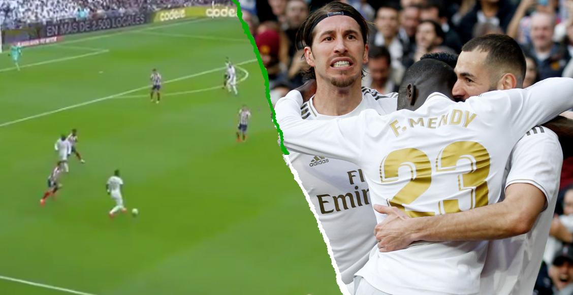 El golazo con el que el Real Madrid extiende su 'paternidad' sobre el Atlético a 4 años