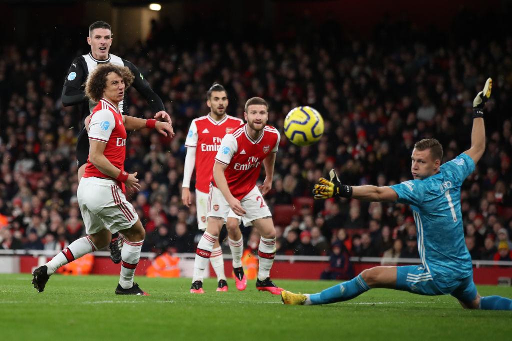 ¡Despertó! 3 minutos le bastaron al Arsenal para vencer al Newcastle