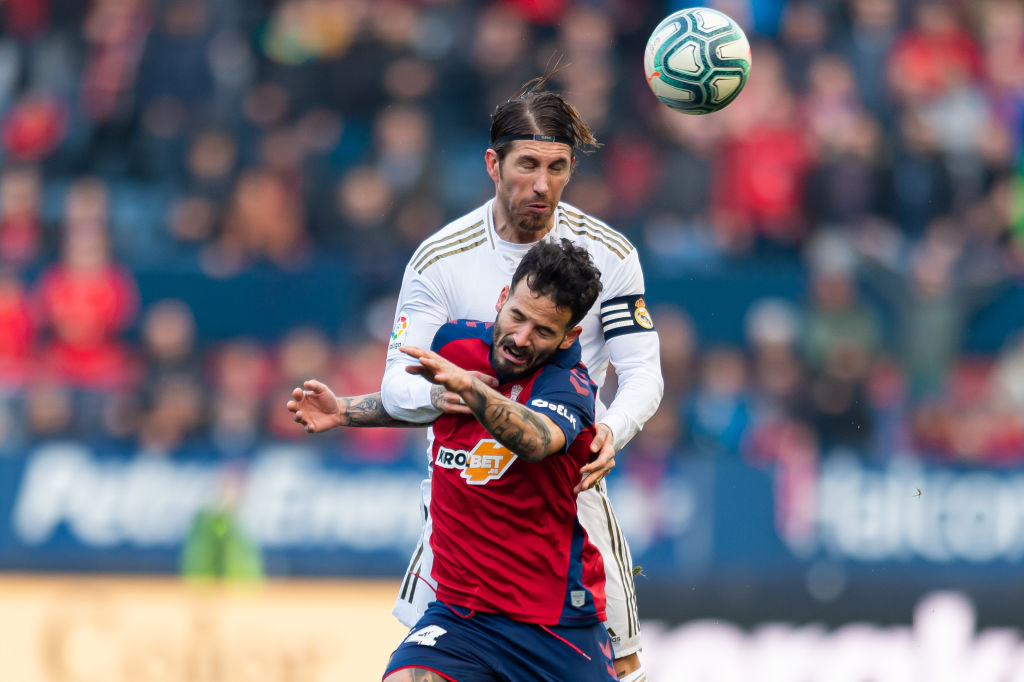 Isco rompió su racha más larga sin gol y el Real Madrid le dio la vuelta al Osasuna