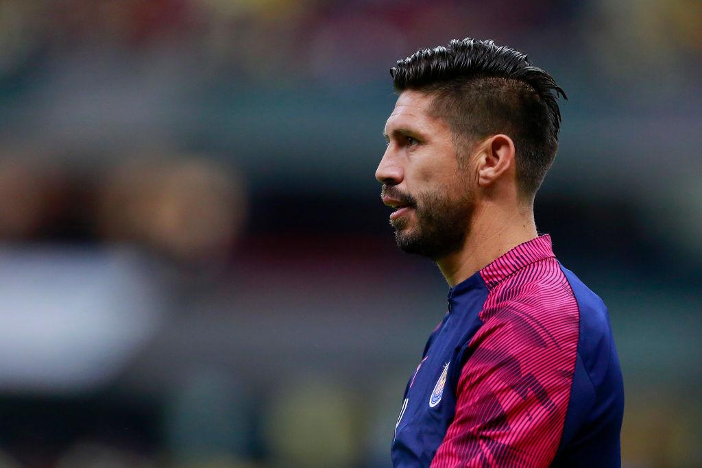 """""""No me hace ni mejor ni peor"""": Oribe Peralta habló luego de su OSOTE ante Tigres"""