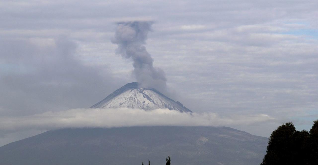 Investigadores analizan la formación de un volcán en Michoacán a partir de algunos sismos