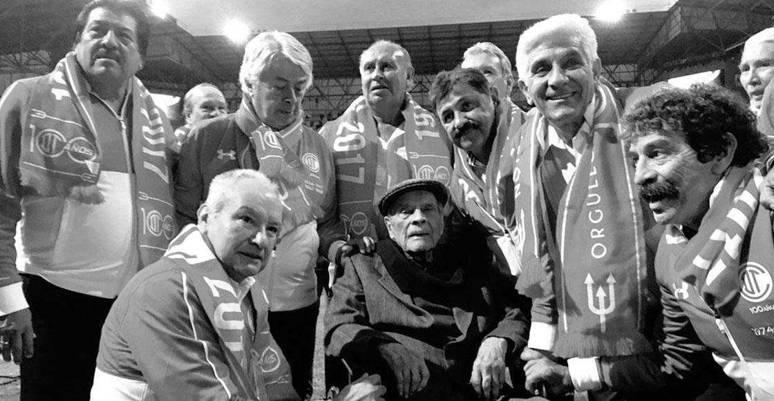 Así reaccionó el futbol mexicano a la muerte de Nacho Trelles