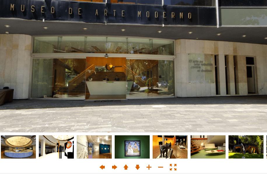 museos virtuales cdmx