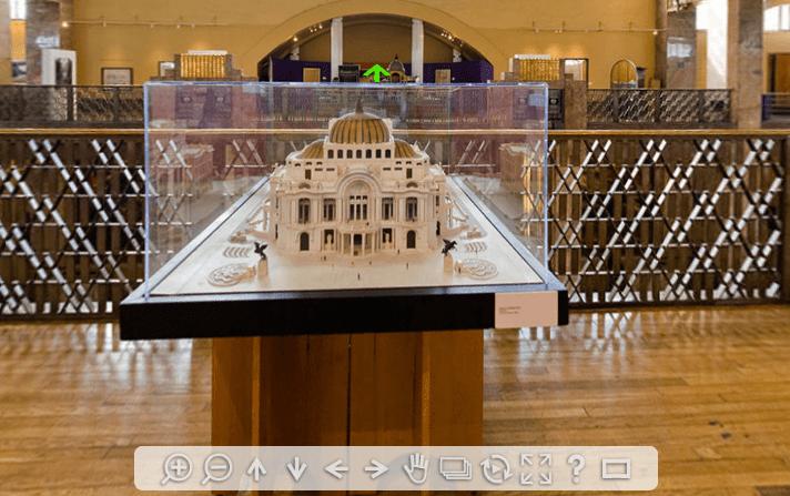 5 Museos de la CDMX que ofrecen recorridos virtuales
