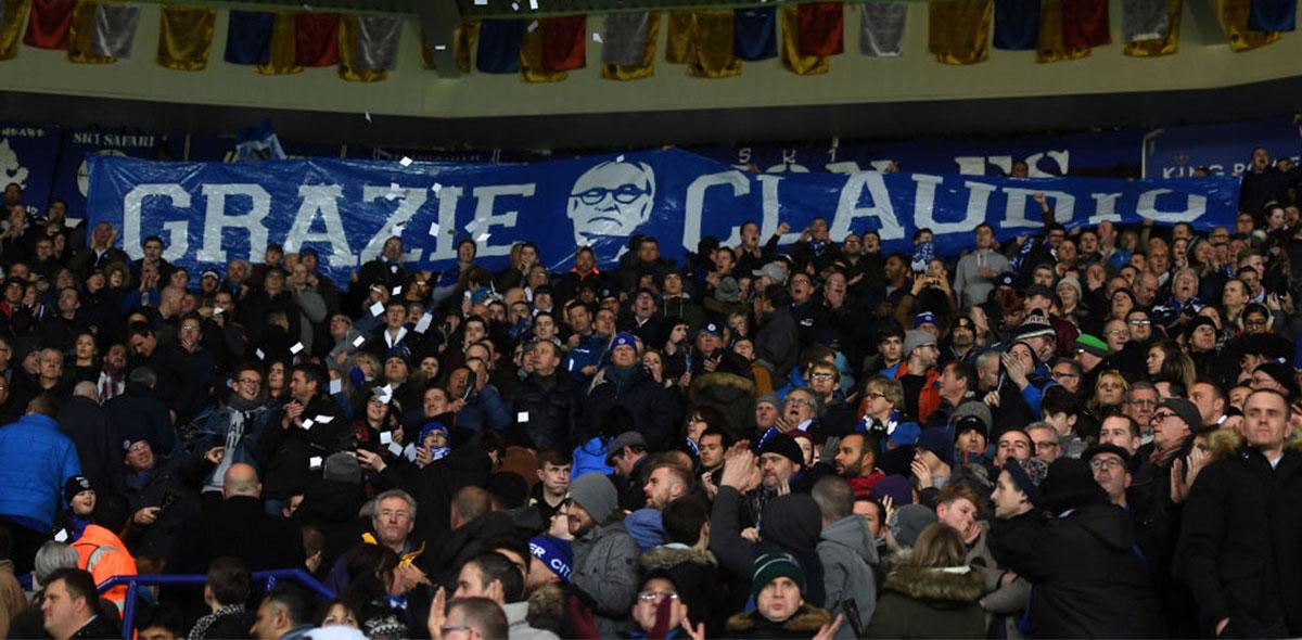 Claudio Ranieri contó como ayudó psicológicamente al título del Leicester City en la Premier League