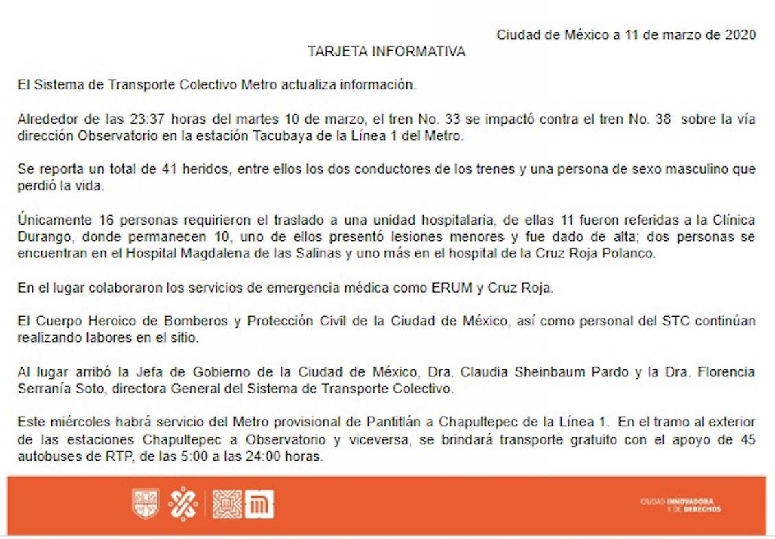 metro-cdmx-linea-1-tacubaya-horario