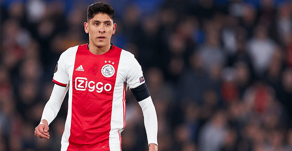 Edson Álvarez estaría buscando salir del Ajax; Galaxy y Tottenham se 'apuntan'