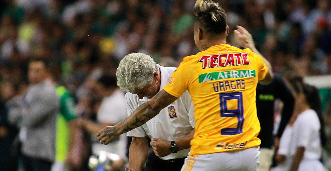 No lo haga compa: Edu Vargas lanzó indirecta al 'Tuca' Ferretti por falta de confianza