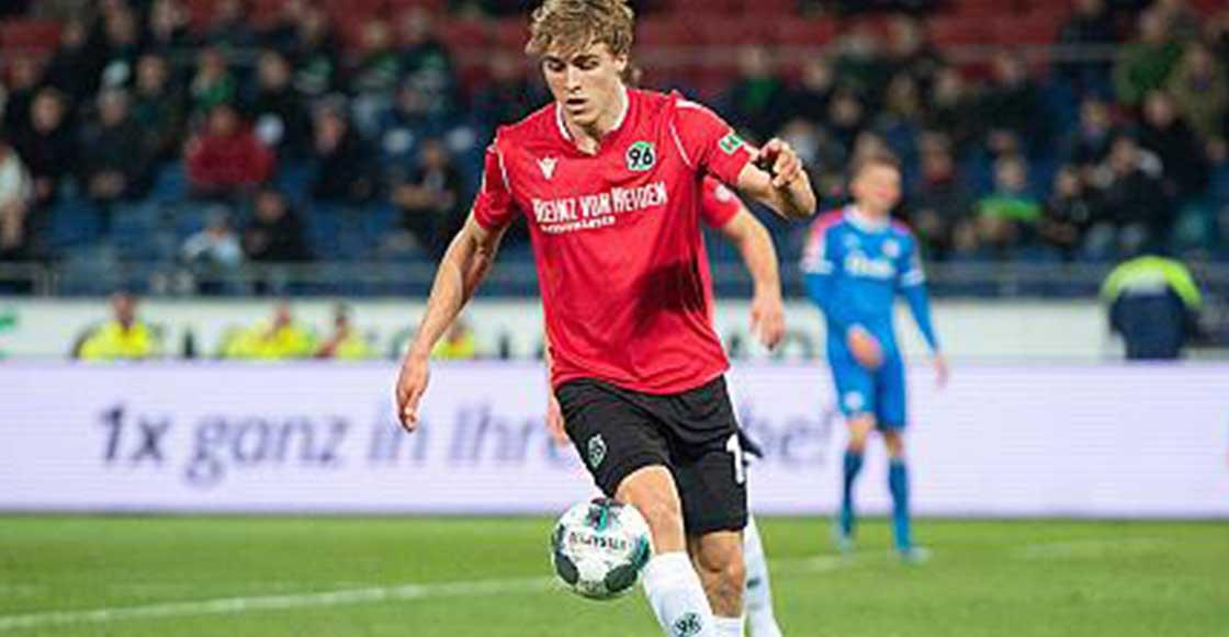 Llegó a la Bundesliga: Futbolista del Hannover dio positivo en coronavirus