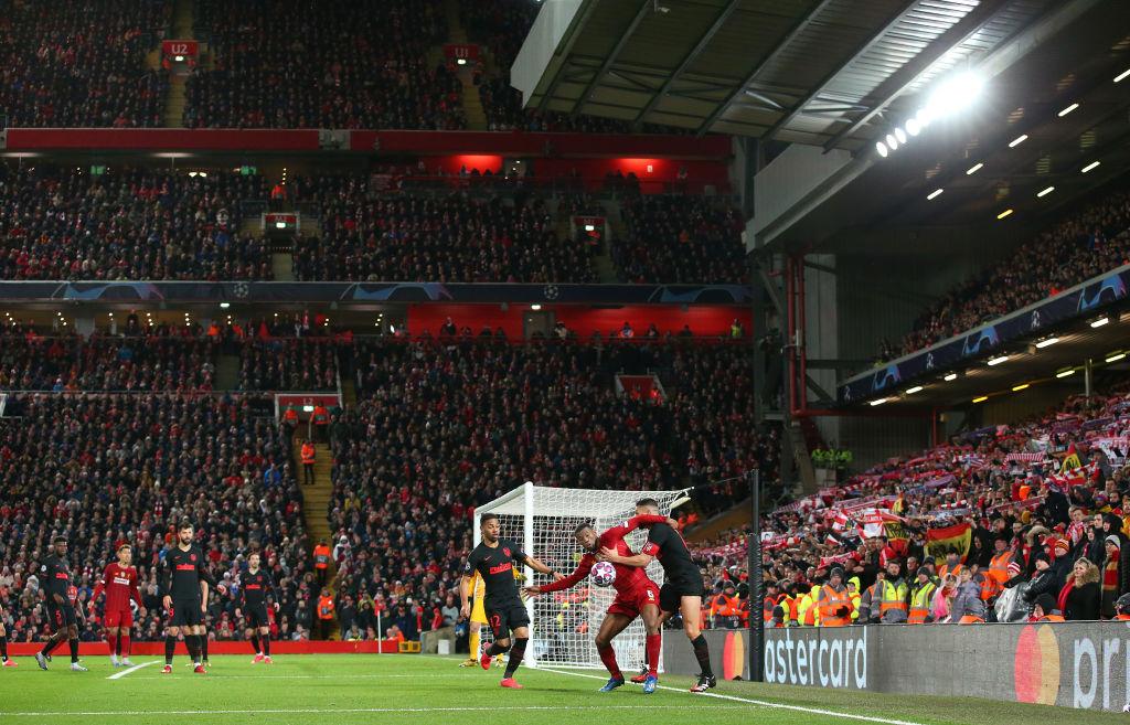 Liverpool asegura que hinchas del Atlético de Madrid llevaron el coronavirus