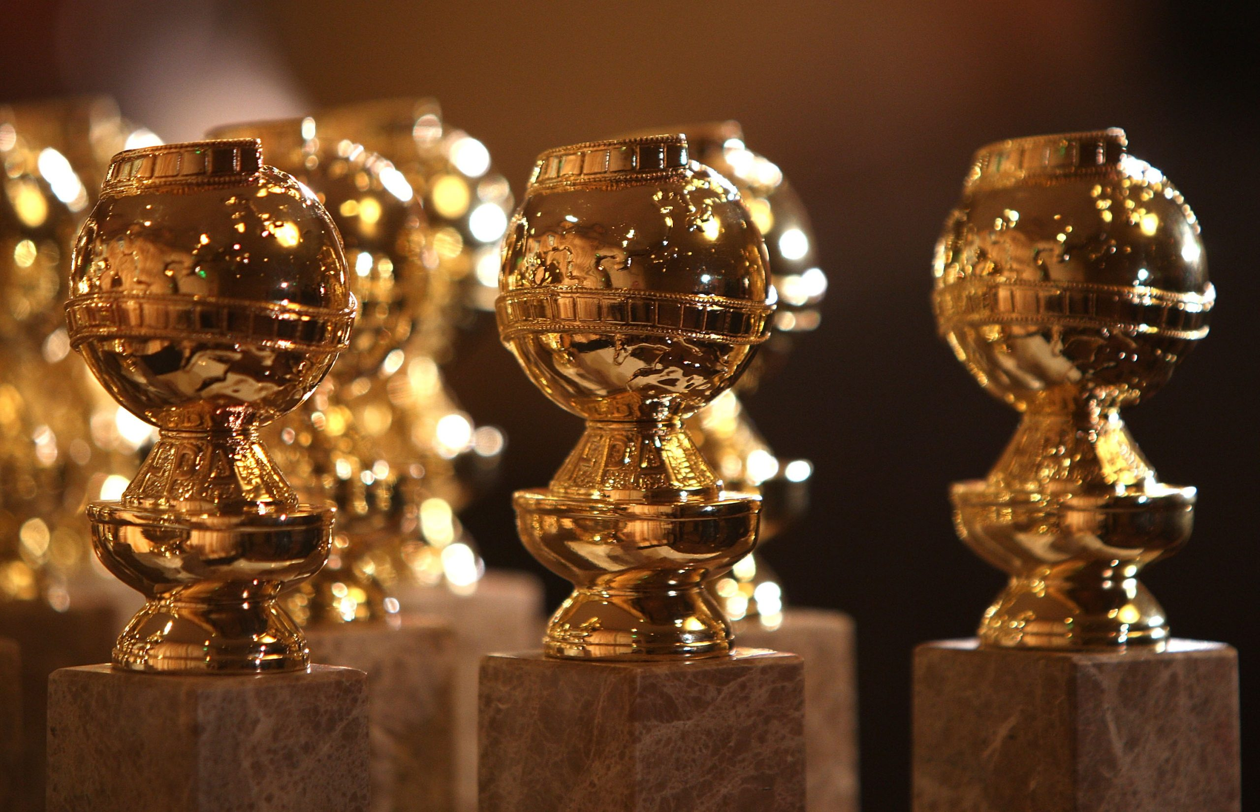 golden globes score