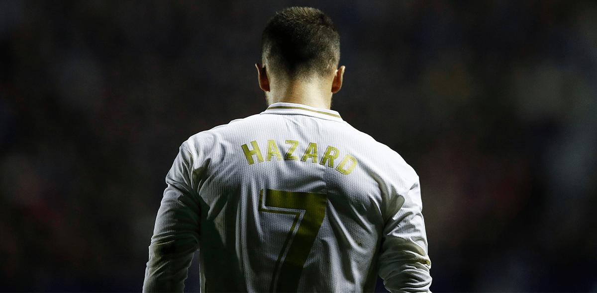 Eden Hazard será operado por el médico de los Cowboys y será baja al menos 2 meses