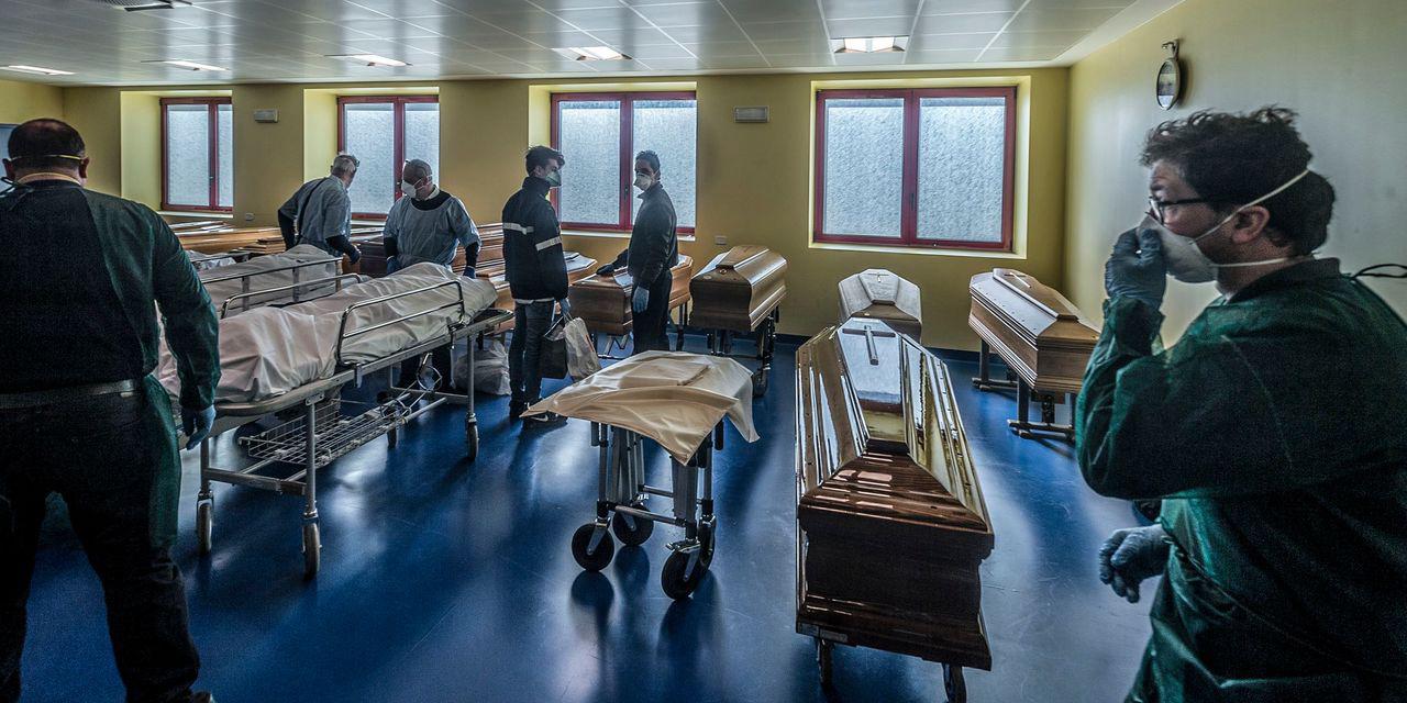 Italia es el país con más muertos por Coronavirus