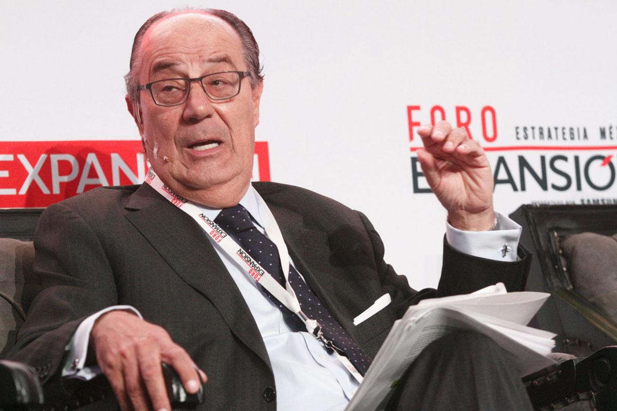 Jaime Ruiz Sacristan presidente bolsa mexicana de valores
