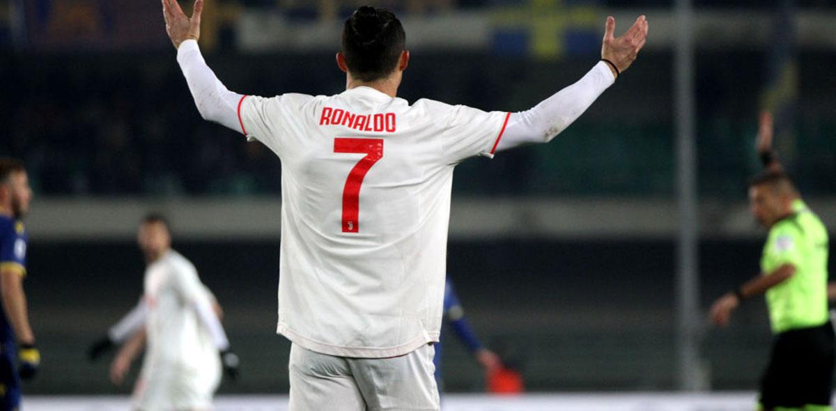 Cruzaste la línea: Coronavirus haría que Cristiano Ronaldo deje a la Juventus